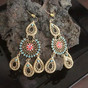 Boston Proper Boho earrings